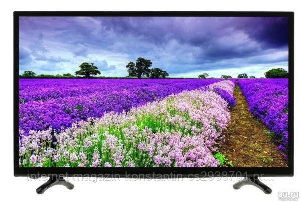 "LED-Телевизор DVB 40"" Smart TV+WiFi+Т2+HDMI+USB Гарантия 1 Год!"