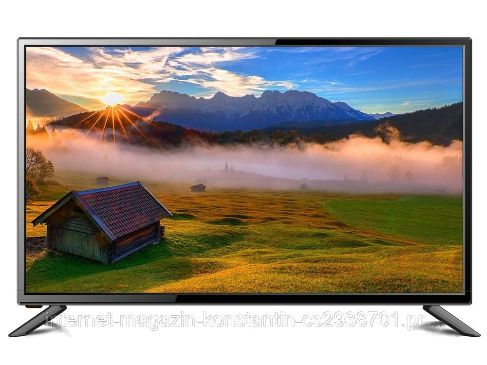 "LED-Телевизор DVB 32"" Smart TV+WiFi+Т2+HDMI+USB Гарантия 1 Год!"