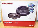 Автомобільна акустика колонки Pioneer TS-A6994S 6х9 овали (600W) 3х смугові, фото 7