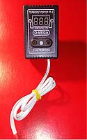 Терморегулятор для инкубатора с датчиком Омега РТ-2 цифровой от 0°С до +100°С