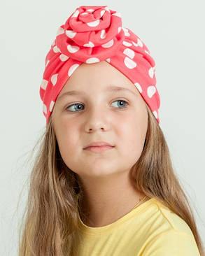 Детский тюрбан роза, фото 2