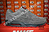 Кроссовки Nike Air Max 90 VT Gray Серые мужские Замш, фото 8