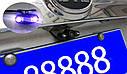 Универсальная видеокамера заднего хода E400 с подсветкой, фото 9