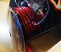 Набір проводів для підсилювача / сабвуфера 1500 Вт, фото 4