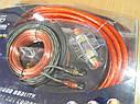 Набор проводов для усилителя / сабвуфера 3200 Вт Качество! , фото 2