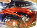 Набор проводов для усилителя / сабвуфера 3200 Вт Качество! , фото 3