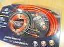 Набор проводов для усилителя / сабвуфера 3200 Вт Качество! , фото 4