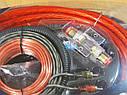 Набор проводов для усилителя / сабвуфера 3200 Вт Качество! , фото 5