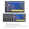"""Автомагнітола 2Din Pioneer 7021B 7"""" Екран, Bluetooth, Читає ВІДЕО+ Пульт на кермо+Шахта! АКЦІЯ!, фото 5"""