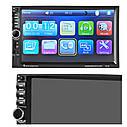 """Автомагнітола 2Din Pioneer 7021B 7"""" Екран, Bluetooth, Читає ВІДЕО+ Пульт на кермо+Шахта! АКЦІЯ!, фото 8"""