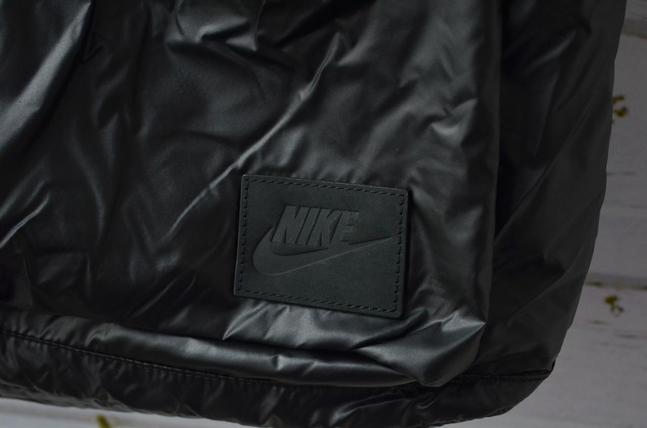 943f0760ba76 Женская сумка Nike Metallic London Tote Bag in Black оригинал ...