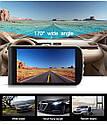 """Автомобильный Видеорегистратор DVR T653 4"""" Full HD на 2 камеры! ТОП КАЧЕСТВО!, фото 6"""