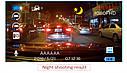 Автомобильный Видеорегистратор DVR T660+, Full HD на 2 камеры, фото 5