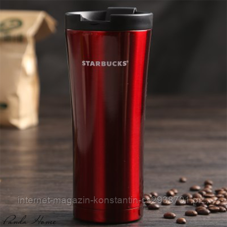 Термокружка Starbucks 500 ml Red Limited