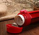 Купить термокружку STARBUCK Dispenser Red 350 ml, фото 3
