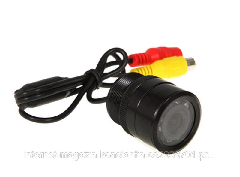 Камера заднего хода с ИК-подсветкой E328 Ночное видение!