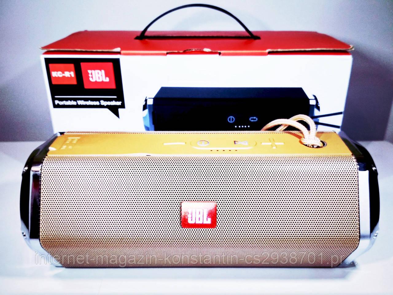 Портативная Bluetooth колонка JBL Charge 5+ Супер Звук! 12 Вт!