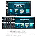 """Автомагнитола 2Din Pioneer 7026GT 7"""" Экран, GPS, Bluetooth, Читает ВИДЕО+ ПУЛЬТ НА РУЛЬ+КАРТЫ+КАМЕРА!, фото 4"""