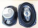 Крутой Бюджетный набор Авто-Звука с Магнитолой Pioneer 3228DBT + овалы + круглые 16 см!, фото 8