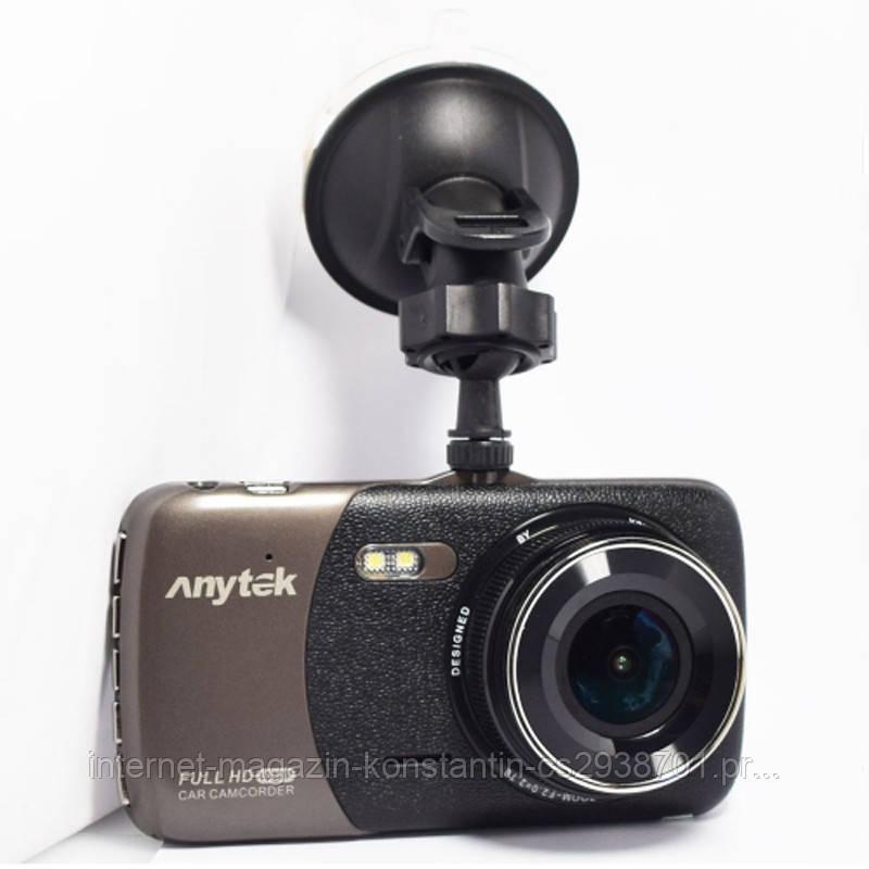Автомобильный видеорегистратор Anytek B50 HDMI 12 Mpx