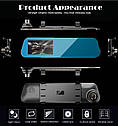 Видеорегистратор зеркало DVR L905 BlackBox Full HD 1080P , фото 2