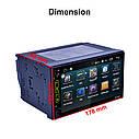 2din Автомагнитола Pioneer RK-A705 GPS + WiFi + 4Ядра +Android  6 + ВИДЕО-ОБЗОР, фото 7