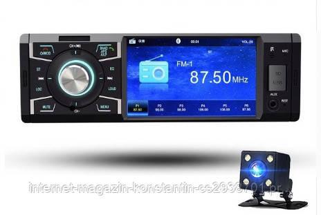 "Автомагнитола Sony SP-9702BT Bluetooth - 4,1"" LCD TFT USB+SD DIVX/MP4/MP3 + КАМЕРА!"
