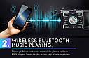 "Автомагнитола Sony SP-9702BT Bluetooth - 4,1"" LCD TFT USB+SD DIVX/MP4/MP3 + КАМЕРА!, фото 5"