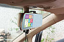 "Автомобильный Регистратор зеркало Dvr X5 Full HD 5"" GPS, WiFi, 8Gb, Android, фото 4"