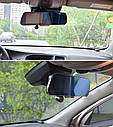 "Автомобильный Регистратор зеркало Dvr X5 Full HD 5"" GPS, WiFi, 8Gb, Android, фото 7"