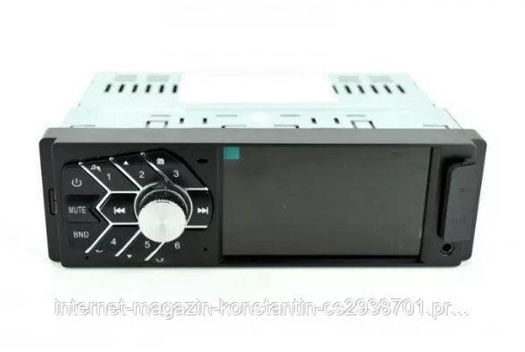 "Автомагнитола Pioneer 4114 Bluetooth,4"" LCD TFT USB+SD DIVX/MP4/MP3 + ПУЛЬТ+КАМЕРА!"