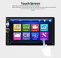 """Автомагнітола 2Din Pioneer 7010B з Екраном 7"""" дюймів сенсор + USB, SD, FM, Bluetooth+КАМЕРА!, фото 3"""