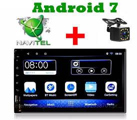 "Автомагнитола Pioneer Pi-707 Android 7, 7"" IPS, GPS+TV, 16 Гб+ 1 Гб ОЗУ! Новинка 2020"