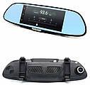 """Автомобильный видеорегистратор зеркало Junsun K5, 7"""" сенсор, 2 камеры, GPS, WiFi, 16 Gb, Android, 3G , фото 9"""