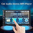 "Автомагнитола 2Din Pioneer 7021G 7"" Экран, GPS, Bluetooth, Читает ВИДЕО+ Пульт+Шахта! НОВИНКА 2020, фото 3"