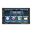 "Автомагнитола 2Din Pioneer 7021G 7"" Экран, GPS, Bluetooth, Читает ВИДЕО+ Пульт+Шахта! НОВИНКА 2020, фото 7"