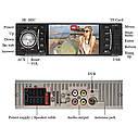 "Автомагнитола Pioneer 4124B Bluetooth - 4,1"" LCD TFT USB+SD DIVX/MP4/MP3 + ПУЛЬТ НА РУЛЬ, фото 5"