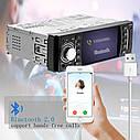 "Автомагнитола Pioneer 4124B Bluetooth - 4,1"" LCD TFT USB+SD DIVX/MP4/MP3 + ПУЛЬТ НА РУЛЬ, фото 8"