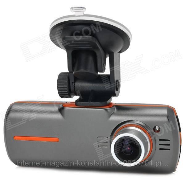 Автомобильный Видеорегистратор DVR H802 Full HD