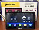 Автомагнитола Swat AHR-5510 (Android 7) + КАМЕРА, фото 6