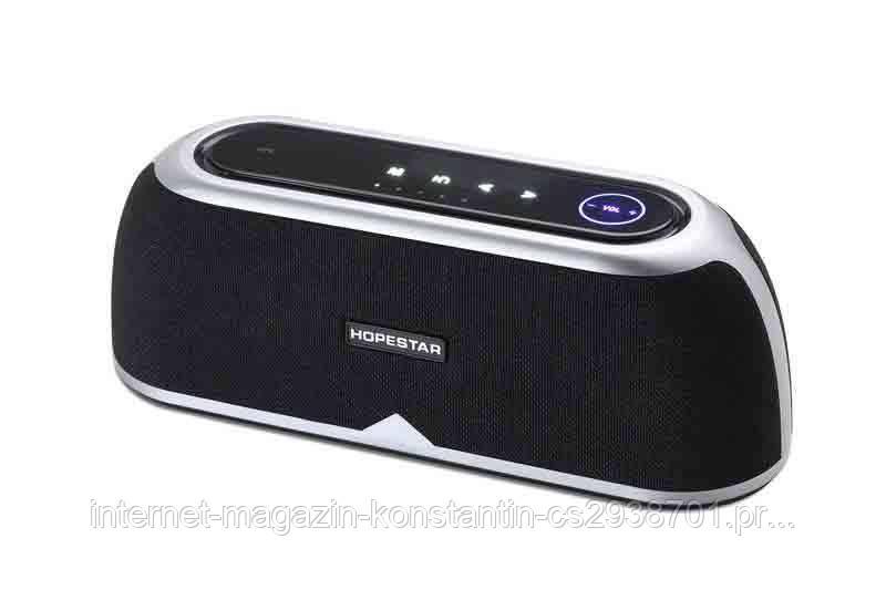 Портативная колонка Hopestar A4 25W! NFC, Bluetooth Мега звук! Оригинал!