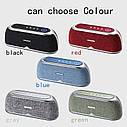 Портативная колонка Hopestar A4  Silver 25W! NFC, Bluetooth Оригинал! , фото 4