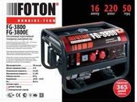 Foton Бензиновый генератор Foton FG-3800