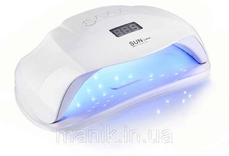 Гибридная лампа UV LED SUN X plus, 72вт