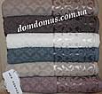 Махровое полотенце Lux Cotton 70*140 см Philippus 6 шт./уп.,Турция, фото 3