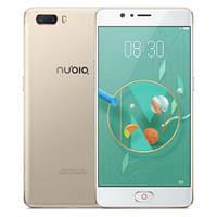 "Телефон ZTE Nubia M2 Global Gold (NX551J) / 4/64 Gb /  дисплей 5.5"" AMOLED / Snapdragon 625 / 13Мп / 3630мАч, фото 1"