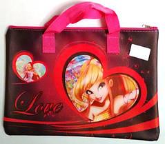 Сумка для їжі або позакласних занять Smile для девчат 211001-11 Різні Winx Slella Love