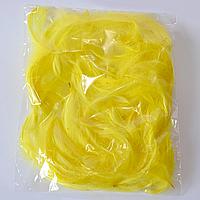 Перья желтые 12 гр ≈150 шт