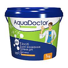 AquaDoctor pH Minus 1 кг.