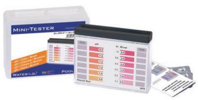 Тестер таблеточный Pool ID 20/20 таблеток (Ph/Кислород)